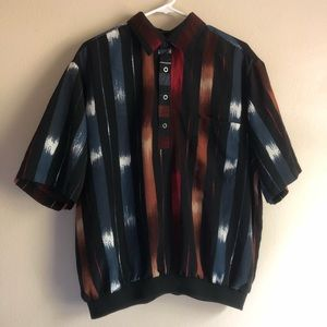 D'Accord Striped Shirt